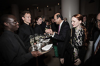 Guggenheim Works and Process Gala 2014
