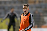 8th November 2019; Dens Park, Dundee, Scotland; Scottish Championship Football, Dundee Football Club versus Dundee United; Lawrence Shankland of Dundee United during the warm up before the match  - Editorial Use