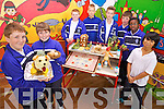 HEALTHY EATING WEEK: Pupils from CBS primary school, Clounalour are getting very creative this week for Healthy Eating Week. Pictured were: Richard Williams, Oisin Liston, Jordan O'Shea, Kamil Poluch, Jakub Zlotacki, David Barrett, Dorcas Oyewande and Lawrence Guardiano.