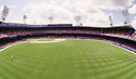 CIRCA 1991:  General view overall of Tiger Stadium in Detroit, Michigan  home of the Detroit Tigers. (Photo by: 1991 : SportPics : Tiger Stadium