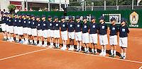 20-08-11, Tennis, Amstelveen, Nationale Tennis Kampioenschappen, NTK, ballenkinderen