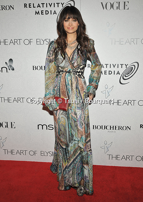 Nicole Richie _33  -<br /> The Art of Elysium Gala at the Beverly Hilton Hotel In Los Angeles.