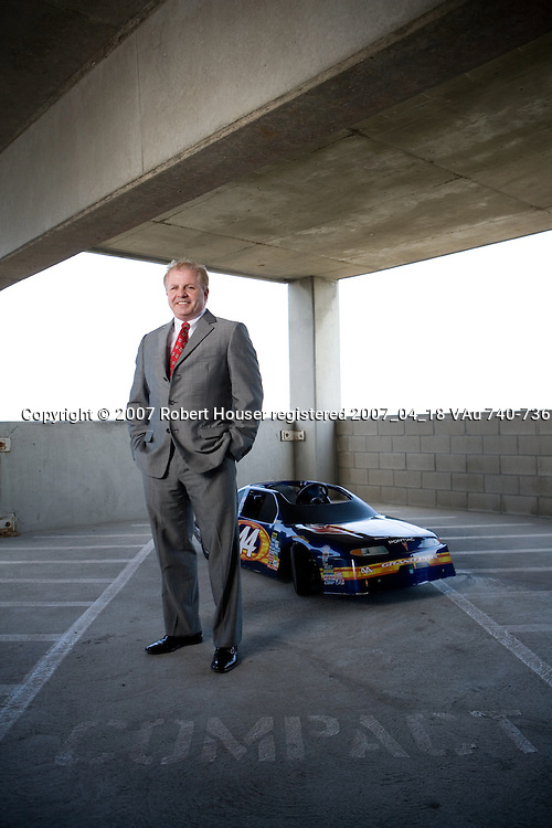 Kevin Farr - CFO - Mattel: Executive portrait photographs by San Francisco - corporate and annual report - photographer Robert Houser.