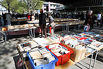 Book market, South Bank, near National Fim Theatre, London, England