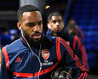 Alexandre Lacazette of Arsenal during Portsmouth vs Arsenal, Emirates FA Cup Football at Fratton Park on 2nd March 2020