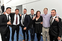 NZIS Graduation at Shed 6, Wellington, New Zealand on Wednesday 7 December 2016.<br /> Photo by Masanori Udagawa. <br /> www.photowellington.photoshelter.com.