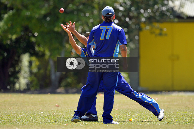 T20 Cricket ACOB v Stoke Nayland at Botanics, Saturday 15th February 2014, Nelson, New Zealand, Photos: Barry Whitnall/Shuttersport