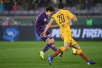 20190130 Calcio Fiorentina Roma Coppa Italia