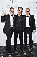 Sigma<br /> at the London Hilton Hotel for the Asian Awards 2017, London. <br /> <br /> <br /> &copy;Ash Knotek  D3261  05/05/2017