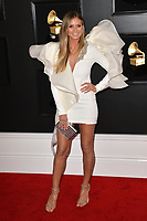 LOS ANGELES, CA - FEBRUARY 10: Heidi Klum at the 61st Annual Grammy Awards at the Staples Center in Los Angeles, California on February 10, 2019. Credit: Faye Sadou/MediaPunch
