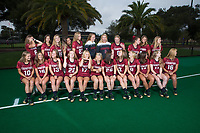 Stanford Field Hockey Portraits and Team Photo, August 11, 2017