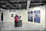 Gagliardi Art System. Inaugurazione di 3D, mostra personale di Giuliana Cuneaz. Settembre 2012