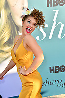 Lauran September at the premiere for the HBO series &quot;Sharp Objects&quot; at the Cinerama Dome, Los Angeles, USA 26 June 2018<br /> Picture: Paul Smith/Featureflash/SilverHub 0208 004 5359 sales@silverhubmedia.com