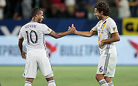 Los Angeles Galaxy vs Columbus Crew, September 3, 2016