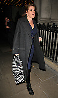 Tracey Emin at the LFW (Men's) a/w2018 GQ Dinner, Berners Tavern, The London Edition Hotel, Berners Street, London, England, UK, on Monday 08 January 2018.<br /> CAP/CAN<br /> &copy;CAN/Capital Pictures