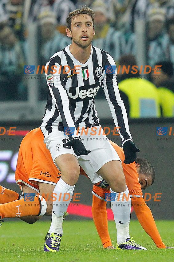Claudio Marchisio Juventus, Torino 01-12-2013, Juventus Stadium, Football Calcio 2013/2014 Serie A, Juventus - Udinese, Foto Marco Bertorello/Insidefoto