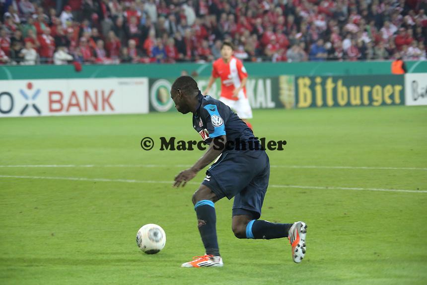 Anthony Ujah (Köln)- 1. FSV Mainz 05 vs. 1. FC Köln, Coface Arena, 2. Runde DFB-Pokal