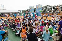 15-06-11, Tennis, Rosmalen, Unicef Open, Kidsday