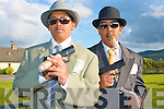 -2475-2479.---------.The Mob.-------.Brothers Joshua and Emmanuel Kerr(Castlegregory)dressed as Gangsters for the Fancy Dress Parade at the Annual Summer Festival at Castlegregory last Sunday Evening.