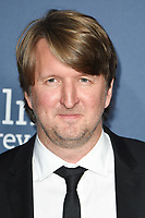 LONDON, UK. October 09, 2018: Tom Hooper arriving for the 2018 IWC Schaffhausen Gala Dinner in Honour of the BFI at the Electric Light Station, London.<br /> Picture: Steve Vas/Featureflash