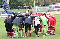 Bayern München schwört sich ein - 1. FFC Frankfurt vs. FC Bayern München