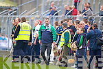 Ballyduff v Lixnaw in the Senior County Hurling final at Austin Stack park on Sunday.