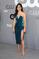 NEW YORK, NY - MAY 17: Jeanine Mason at the 2018 CW Network Upfront at The London Hotel on May 17, 2018 in New York City. Credit: John Palmer/MediaPunch