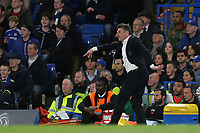 Watford Manager, Walter Mazzarri during Chelsea vs Watford, Premier League Football at Stamford Bridge on 15th May 2017