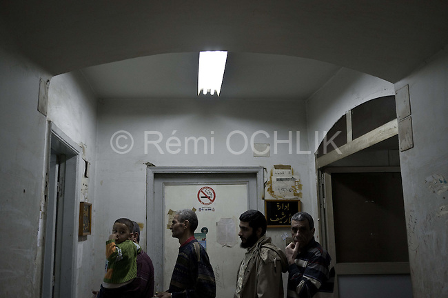 Remi OCHLIK/IP3 -  Egyptians vote  a polling station to vote in the country's parliamentary election in  Cairo, Egypt, Monday, Nov. 28, 2011. Shaking off years of political apathy, Egyptians on Monday began voting in their nation's first parliamentary elections since Hosni Mubarak's ouster, a giant step toward what many in the country hope will be a democratic Egypt after decades of dictatorship.