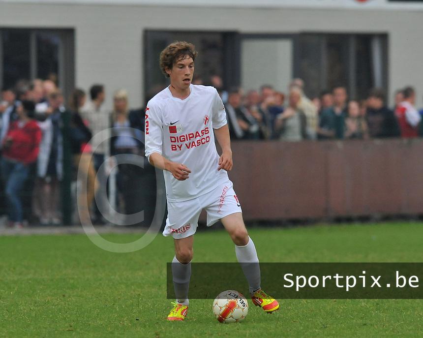 KV Kortrijk : Dylan Ragolle.foto VDB / BART VANDENBROUCKE