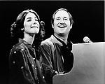 Neil Sedaka & Dara Sedaka 1980....