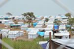 UN House POC Juba 2014