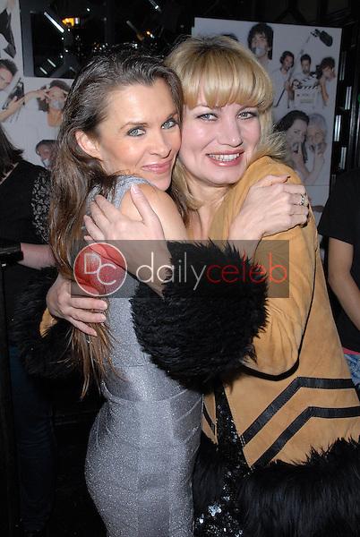 Alicia Arden, Rena Riffel<br /> at the NOH8 Campaign 4th Anniversary Celebration, Avalon, Hollywood, 12-12-12<br /> David Edwards/DailyCeleb.com 818-249-4998