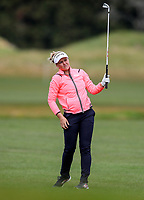 Brooke Henderson.<br /> McKayson NZ Women's Golf Open, first Practice Round, Windross Farm Golf Course, Manukau, Auckland, New Zealand, Monday 25 September 2017.  Photo: Simon Watts/www.bwmedia.co.nz