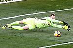 FC Barcelona's Marc-Andre Ter Stegen during La Liga match. February 26,2017. (ALTERPHOTOS/Acero)