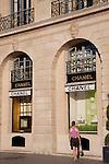 Chanel Shop, Place Vendome Square, Paris, France, Europe