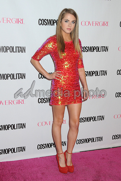 12 October 2015 - Hollywood, California - Anne Winters. Cosmopolitan 50th Birthday Celebration held at Ysabel. Photo Credit: Byron Purvis/AdMedia