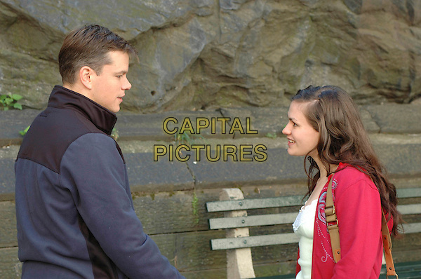 Matt Damon & Anna Paquin .in Margaret .*Filmstill - Editorial Use Only*.CAP/NFS.Supplied by Capital Pictures.