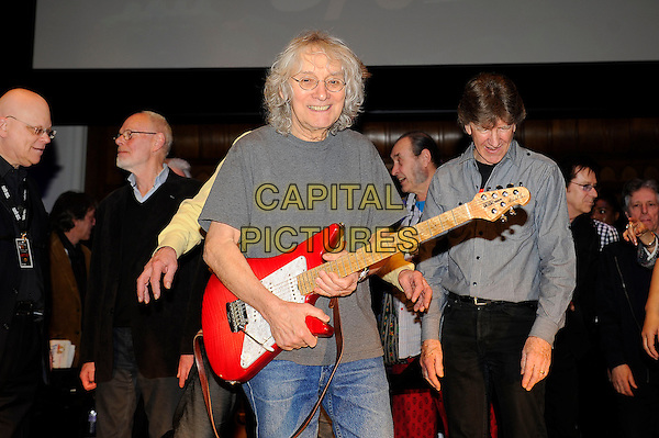 LONDON, ENGLAND - March 1: Albert Lee attends the Albert Lee 70th Birthday Celebration concert at Cadogan Hall on March 1, 2014 in London, England<br /> CAP/MAR<br /> &copy; Martin Harris/Capital Pictures