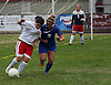 Coquille-Sutherlin girls soccer 2012