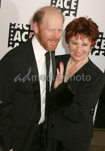 19 February 2006  - Beverly Hills, California - Ron Howard and Marion Ross. 56th Annual ACE Eddie Awards presented by the American Cinema Editors held at the Beverly Hilton Hotel. Photo Credit: Byron Purvis/AdMedia