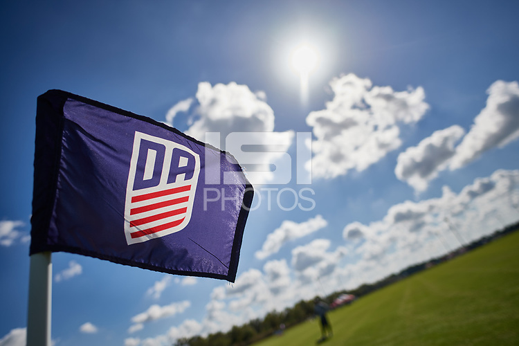 Lakewood Ranch, FL - November 30, 2017: 2017 Development Academy Winter Showcase & Nike International Friendlies at Premier Sports Campus at Lakewood Ranch, FL.