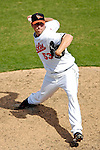 9 March 2007: Baltimore Orioles pitcher Todd Williams on the mound against the Washington Nationals at Fort Lauderdale Stadium in Fort Lauderdale, Florida. <br /> <br /> Mandatory Photo Credit: Ed Wolfstein Photo