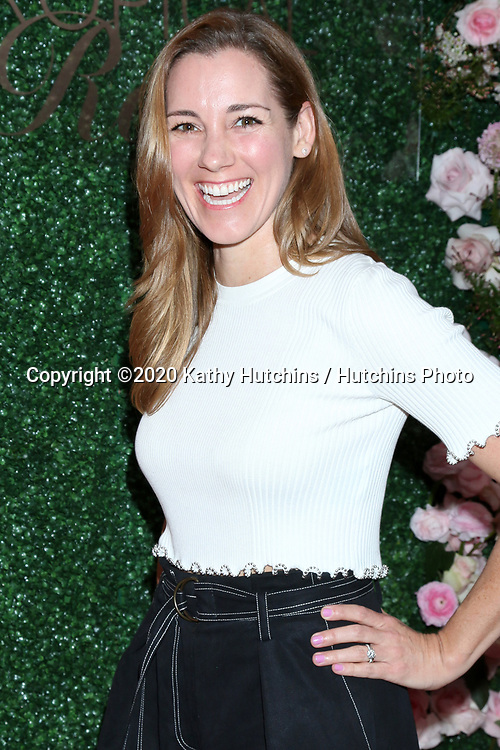 LOS ANGELES - MAR 11:  Carly Craig at the Seagram's Escapes Tropical Rose Launch Party at the hClub on March 11, 2020 in Los Angeles, CA