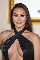 "LONDON, UK. November 21, 2018: Chloe Goodman at the ""Surviving Christmas with the Relatives"" premiere at the Vue Leicester Square, London.<br /> Picture: Steve Vas/Featureflash"