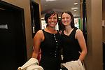Ty Hafan Celebrity Chef.Caroline Spanton & Carly Jones.Maldron Hotel.26.09.12.©Steve Pope