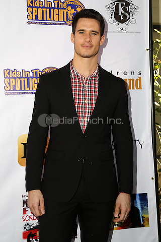 LOS ANGELES, CA - NOVEMBER 7: Nick Ballard at the Kids In The Spotlight's Movies By Kids, For Kids Film Awards at Fox Studios in Los Angeles, California on November 7, 2015. Credit: David Edwards/MediaPunch