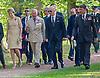Prince Charles, King Philippe & Queen Mathilde,Passchendaele