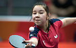 Anna Hursey at the Commonwealth Games