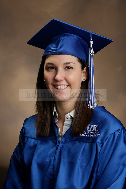Kincaid, Courtney photographed during the Feb/Mar, 2013, Grad Salute in Lexington, Ky.